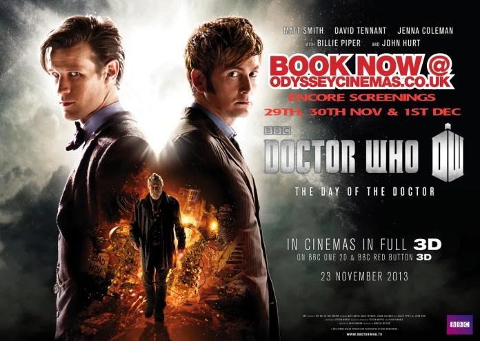 Doctor Who Odyssey Cinema