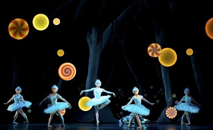 Ballet, Grand Opera House