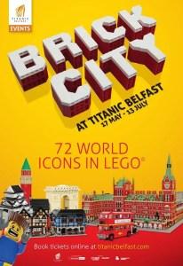 Lego Brick City Titanic, Belfast