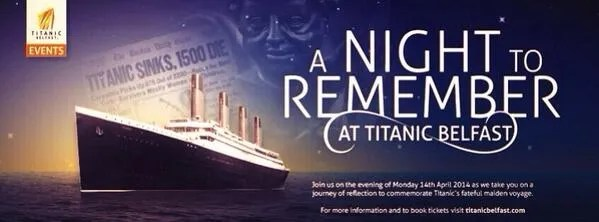 A Night to remember Titanic