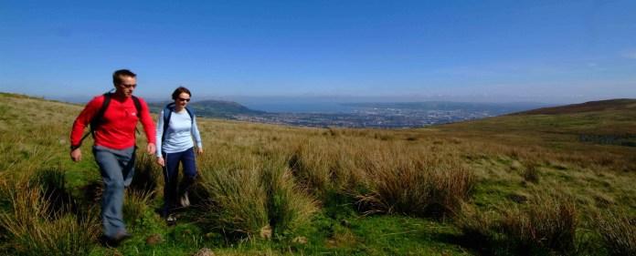 Divis Mountain - Walking