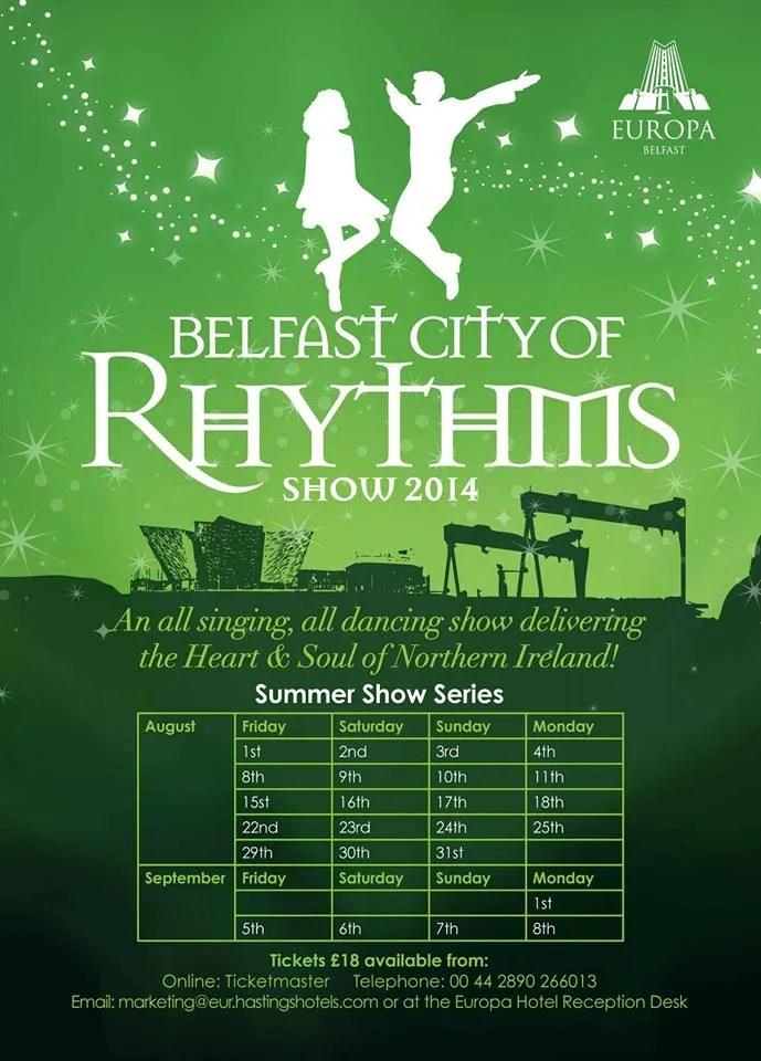 Belfast City of Rhythms