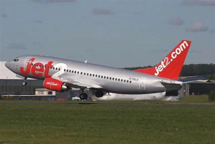 Jet2.com Belfast