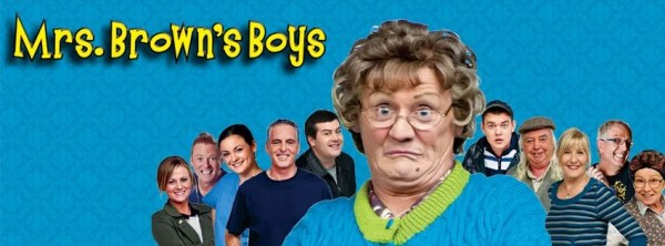 HOW NOW MRS BROWN COW : @MrsBrownsBoys returns to Belfast ...