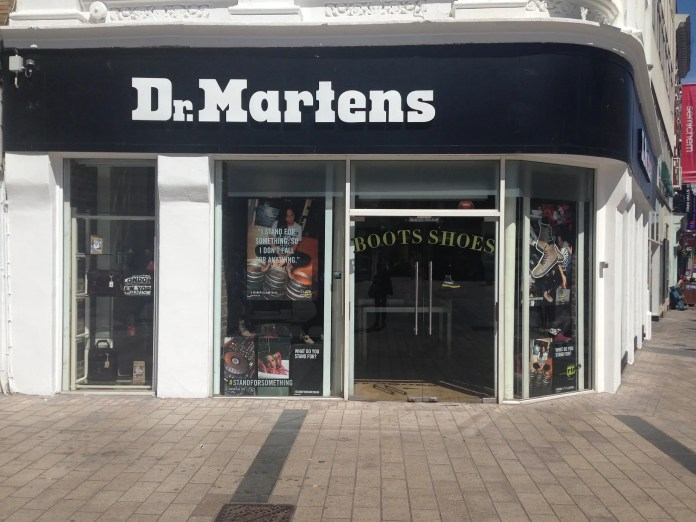 Dr Martins Belfast