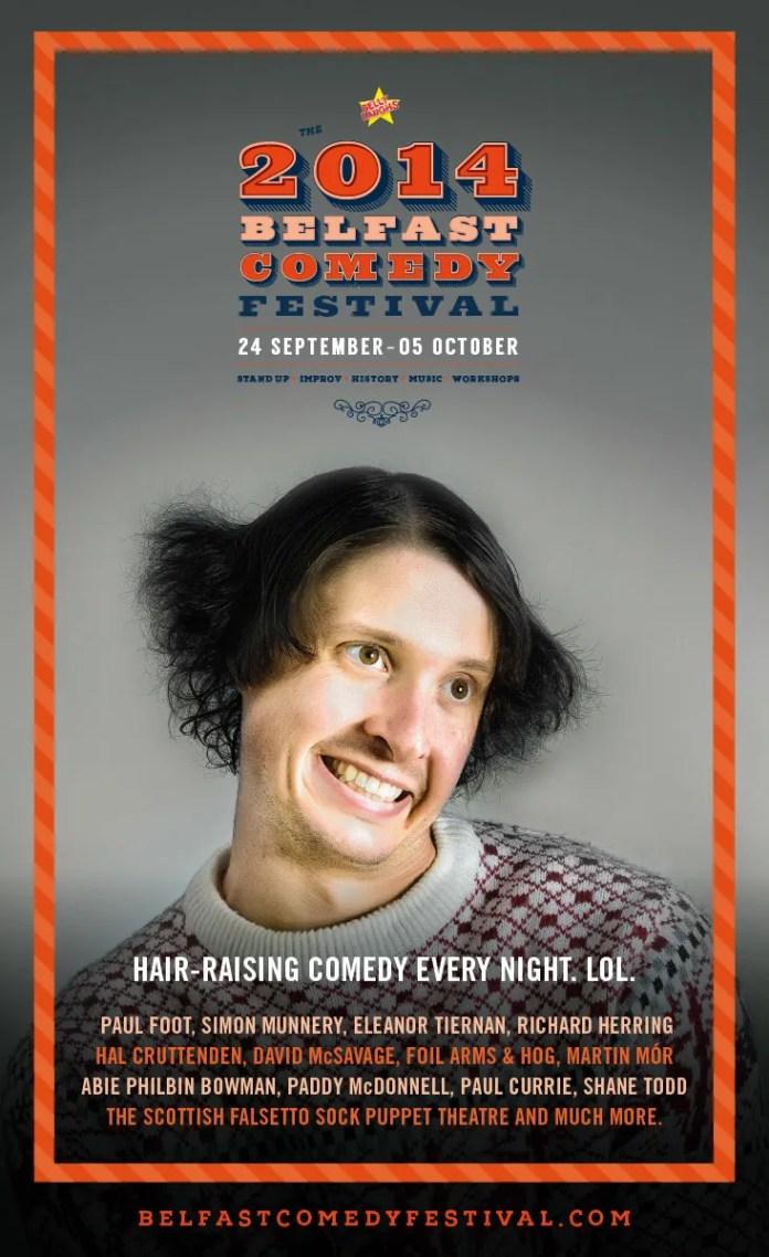Belfast Comedy Festival 1