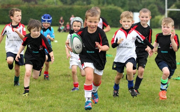 Centra Summer Rugby Camps #1