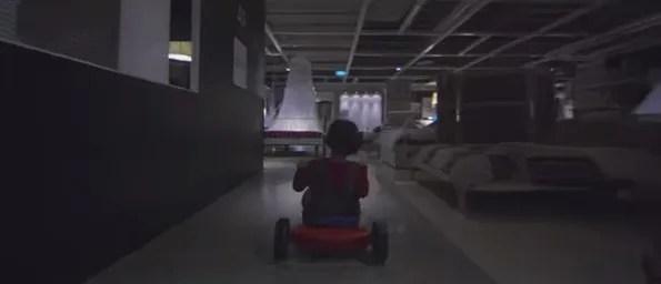 Ikea Halloween