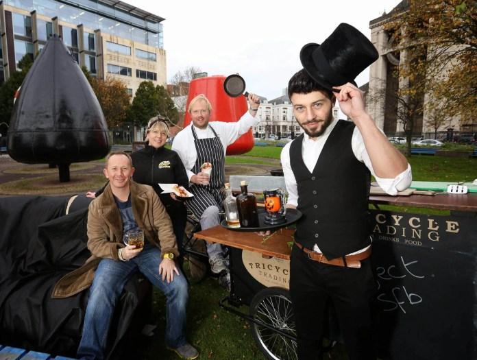 Beer and food festival Belfast, Halloween