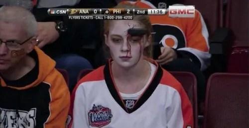 Hockey Halloween
