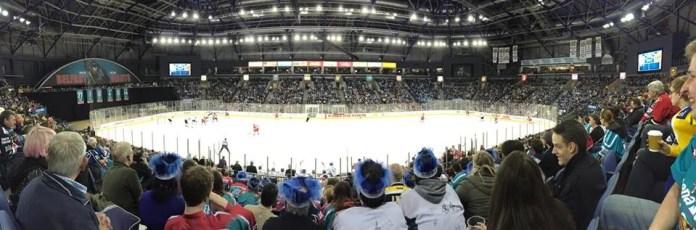 Belfast Giants vs Cardiff Devils