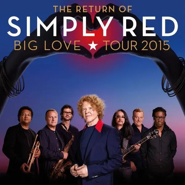 Simply Red Belfast