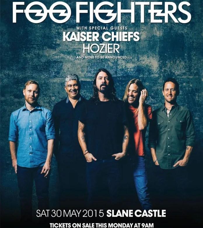 foofighters Slane 2015