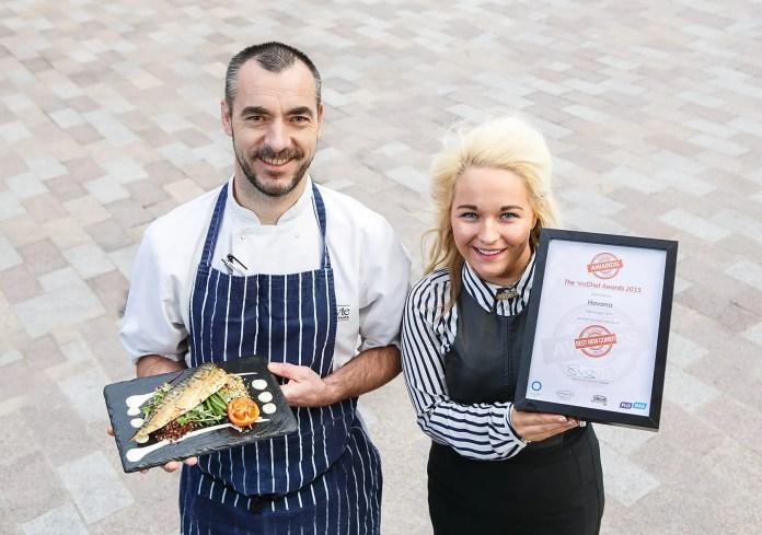 Havana Chef Joe Brooks & manager Stephanie Watson