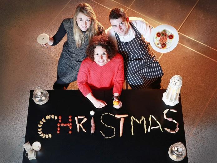 Christmas tastes better at Canteen
