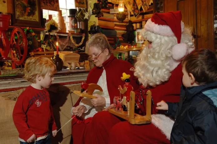 Days Of Christmas Past, Ulster American Folk Park