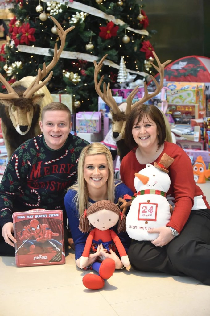 M&S brings 'Magic & Sparkle' to local children this Christmas
