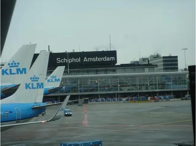 Klm Amsterdam Belfast