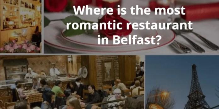 Romantic Restaurants in Belfast