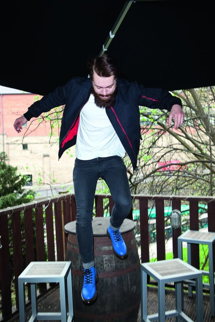 Dr. Martens SS15 character Sam Lowerson from Newcastle (2)
