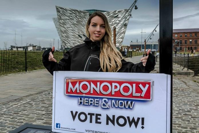 Vote Monopoly Belfast