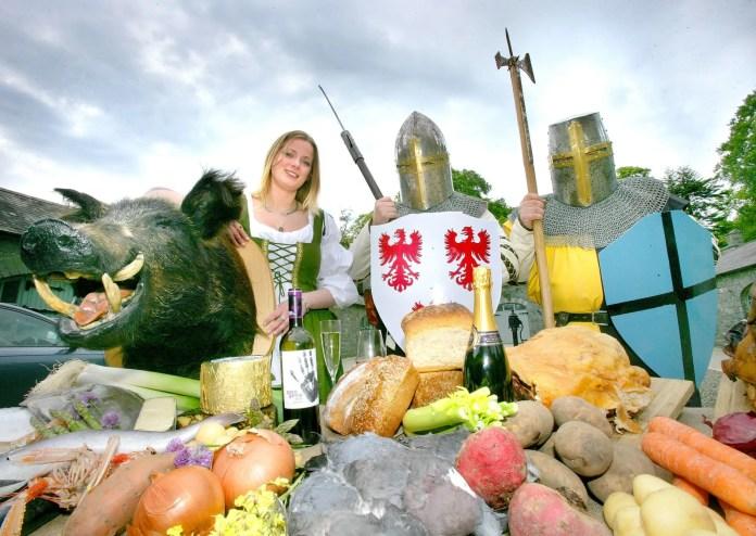 Knights & food (1)