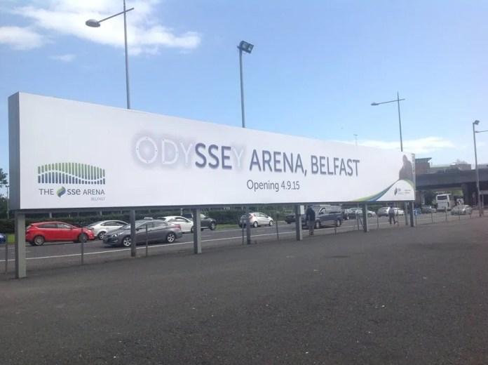 SSE Odyssey Arena