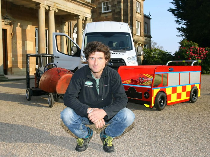 Rev your engines for TrustFord's Soap Box Derby with Guy Marti
