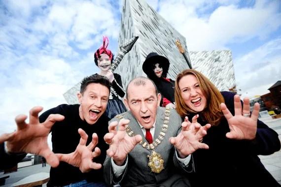Halloween Belfast