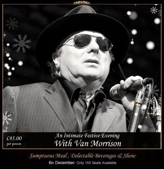 Van Morrison Belfast
