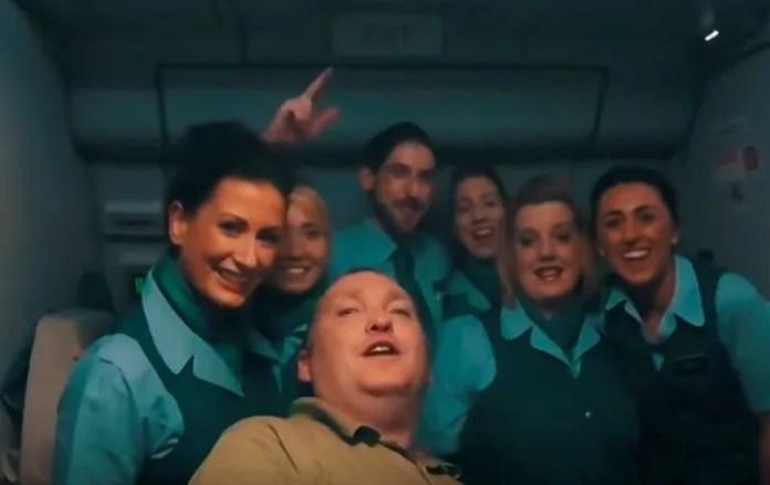 Aer Lingus Christmas
