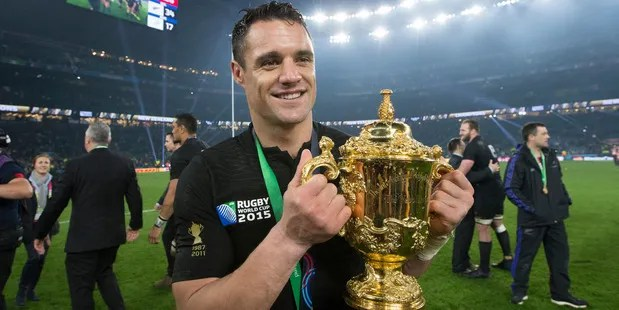 Dan Carter Sports Personality of the year