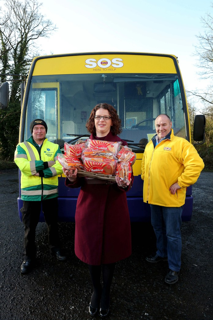 Allied Bakeries is today proud to announce their support of SOS NI, dona...