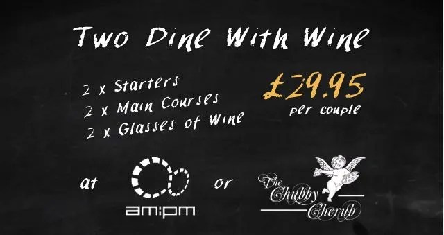 Two dine with Wine
