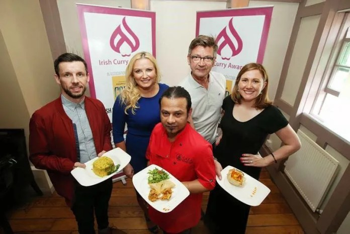 Irish Curry Awards