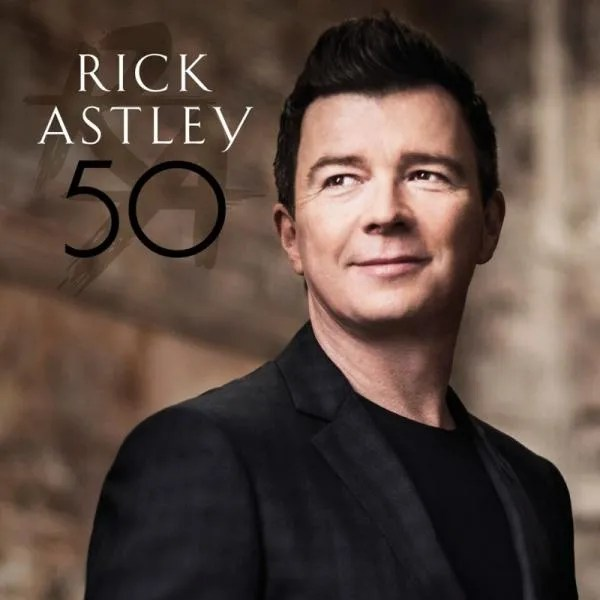 Rick Astley 50 photo