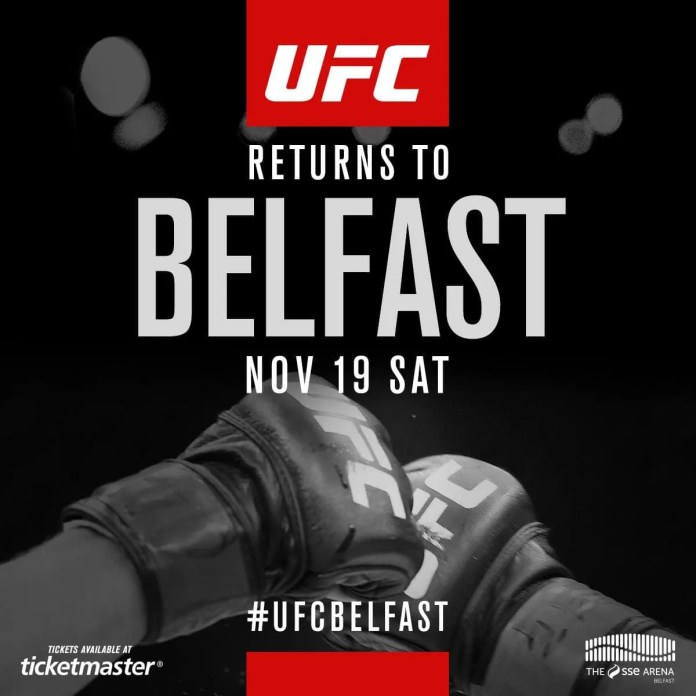 UFC Belfast