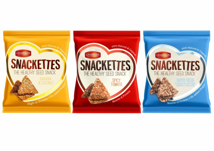 Triple image Snackettes