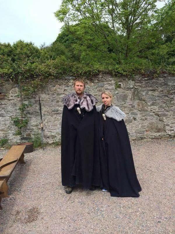 Castle Ward Game of Thrones Love Belfast