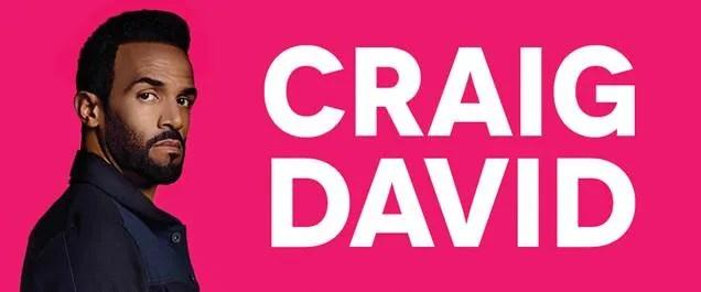 Craig David Belfast