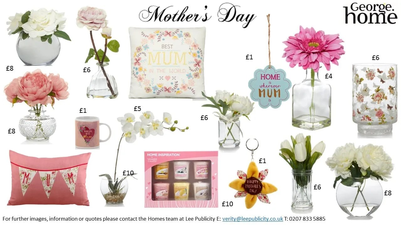 In Need Of Some Mother S Day Gift Ideas Asda Have Got Just The Thing Lovebelfast