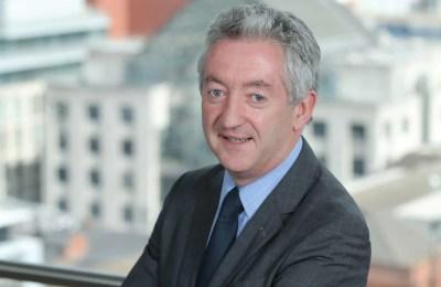 Tourism NI Chief Executive John McGrillen