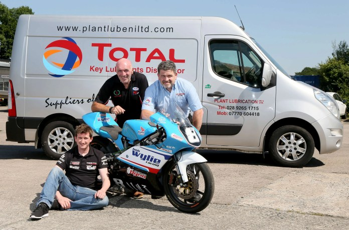 Christian Elkin Ulster Grand Prix