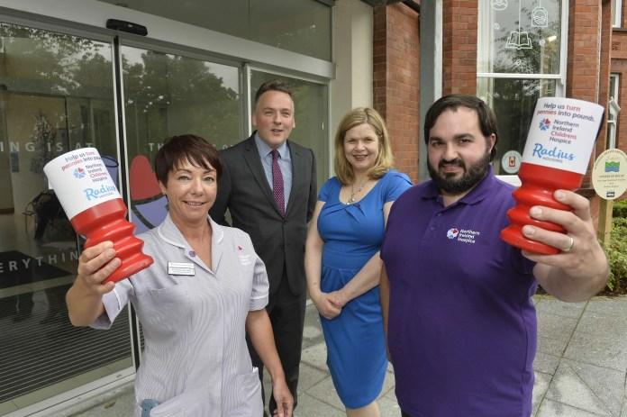 NI Hospice and Radius Housing Launch Partnership