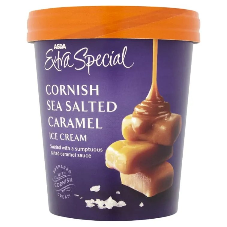 Enjoy Extra Special Scoops Of Sumptuous Asda Ice Cream