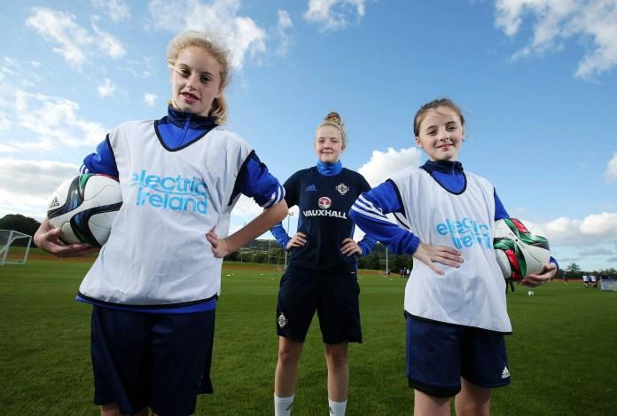Ballymena United All-Star Girls