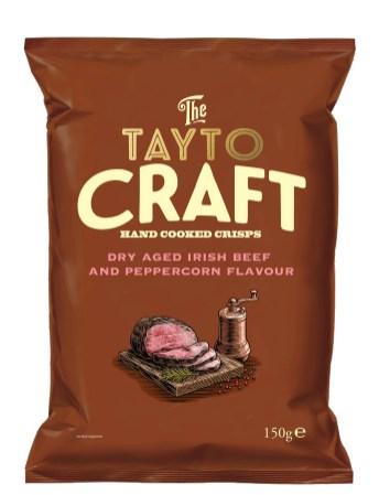 Tayto Craft artisan range