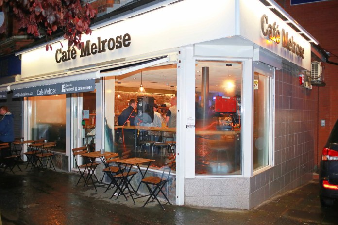Cafe Melrose Lisburn Road