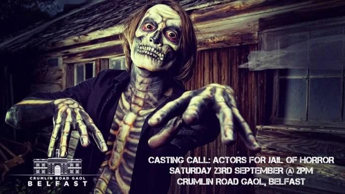 Jail of Horror Casting Call