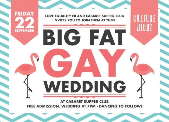 Big Fat Gay Wedding